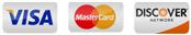 Visa - Mastercard - Discover - AMEX