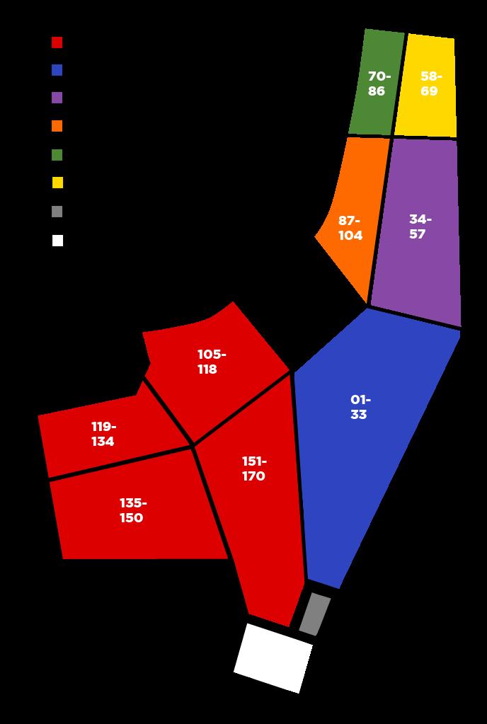 Used Parts Yard Map
