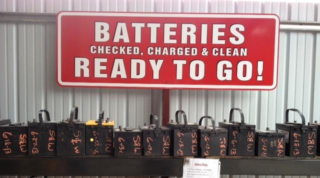 used-batteries