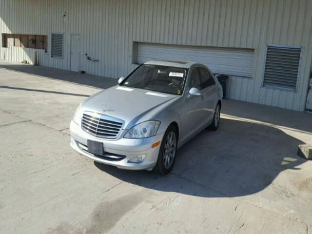 Clean title 2007 mercedes benz s550 blowout sale price for 2007 mercedes benz s550 price